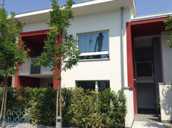 Appartamento in vendita a Treviglio, Casirate, Con giardino, 136 mq - Foto 12