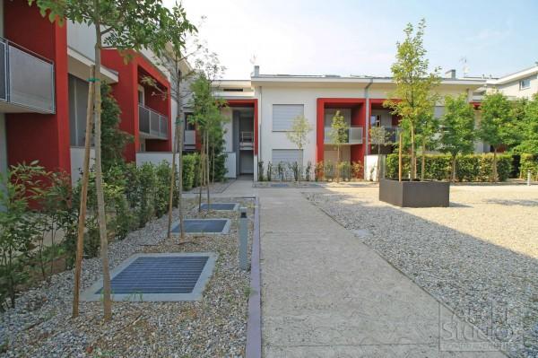 Appartamento in vendita a Treviglio, Casirate, Con giardino, 136 mq - Foto 10