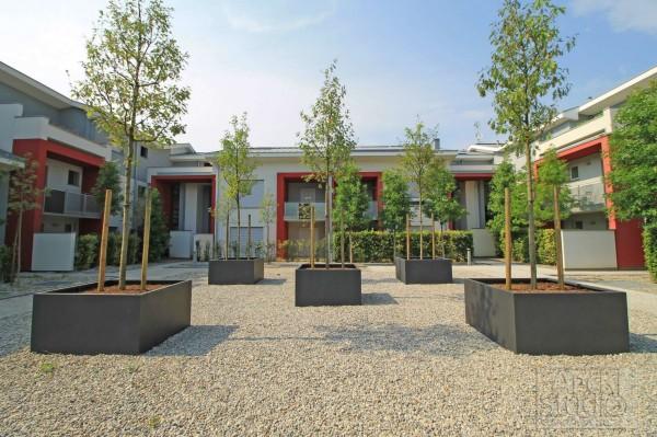 Appartamento in vendita a Treviglio, Casirate, Con giardino, 136 mq - Foto 4