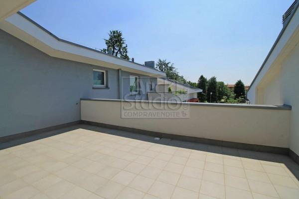 Appartamento in vendita a Treviglio, Casirate, Con giardino, 136 mq - Foto 5
