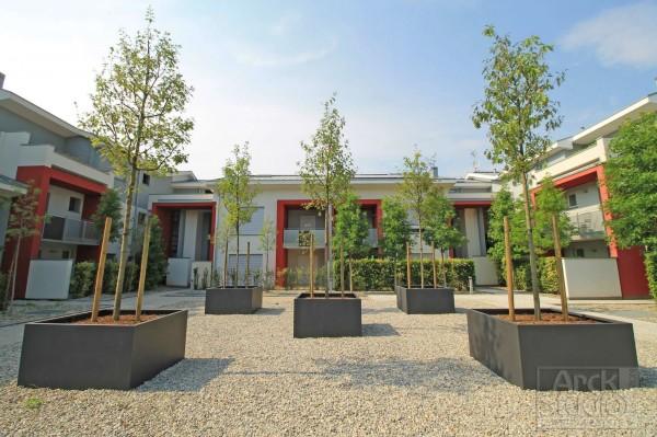 Appartamento in vendita a Treviglio, Casirate, Con giardino, 136 mq - Foto 11