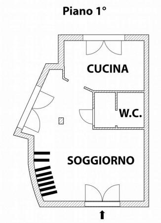 Appartamento in vendita a Milano, Piazza Tirana - Stazione Di Milano San Cristoforo, Con giardino, 85 mq - Foto 3