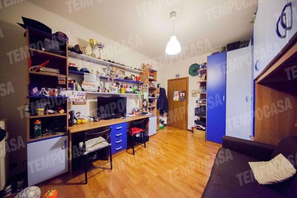 Appartamento in vendita a Milano, Affori Fn, Con giardino, 80 mq - Foto 7