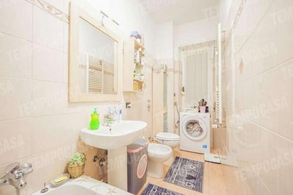 Appartamento in vendita a Milano, Affori Fn, Con giardino, 80 mq - Foto 5