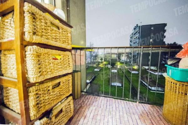 Appartamento in vendita a Milano, Affori Fn, Con giardino, 80 mq - Foto 4