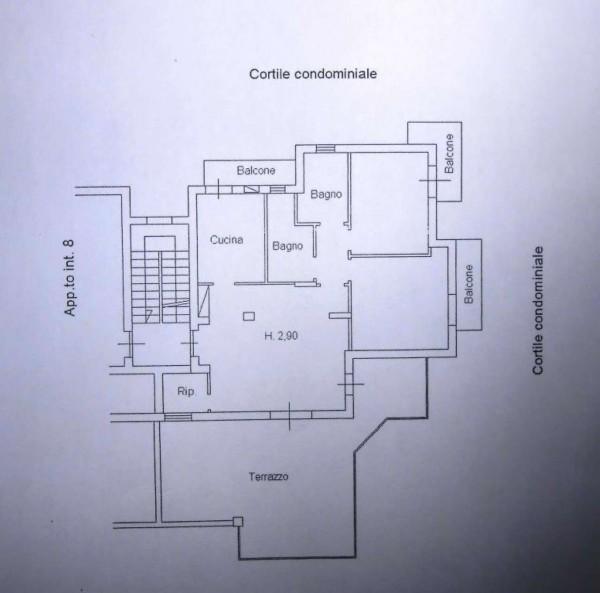 Appartamento in vendita a Anzio, Lavinio Mare, Con giardino, 100 mq - Foto 3