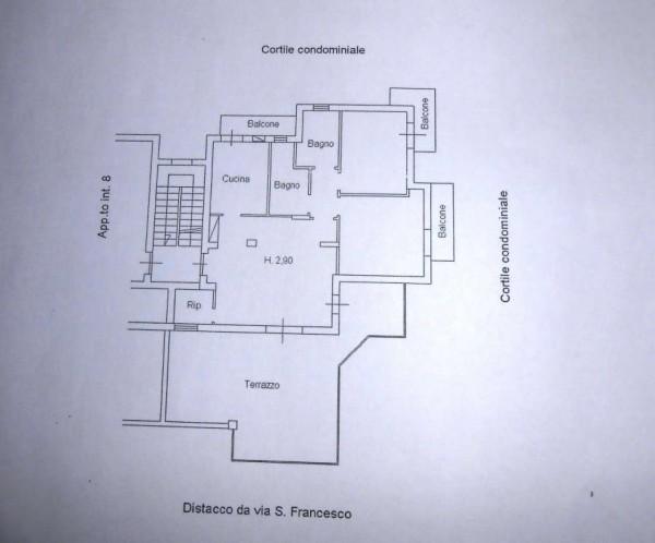 Appartamento in vendita a Anzio, Lavinio Mare, Con giardino, 100 mq - Foto 2