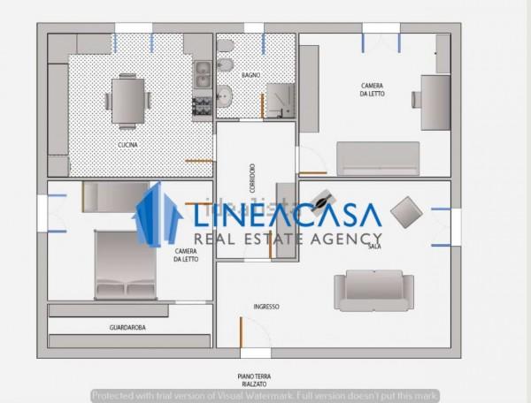 Appartamento in vendita a Gaggiano, ., 100 mq - Foto 5