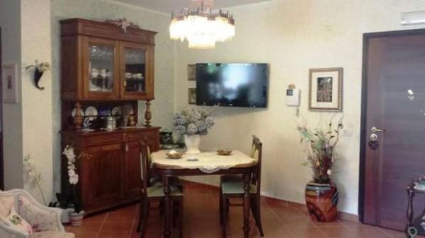 Appartamento in vendita a Capranica, Con giardino, 87 mq