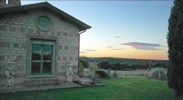 Villa in vendita a Tuscania, Arredato, con giardino, 400 mq - Foto 19