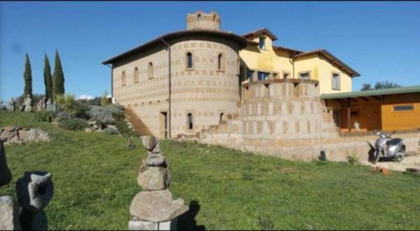 Villa in vendita a Tuscania, Arredato, con giardino, 400 mq - Foto 15