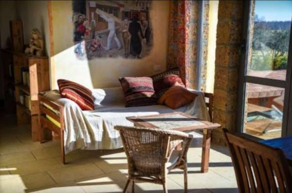 Villa in vendita a Tuscania, Arredato, con giardino, 400 mq