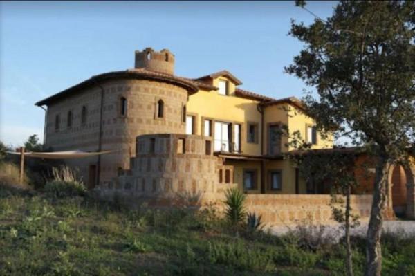 Villa in vendita a Tuscania, Arredato, con giardino, 400 mq - Foto 12