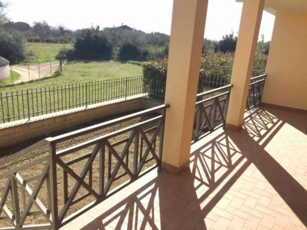 Villetta a schiera in vendita a Tuscania, Con giardino, 190 mq