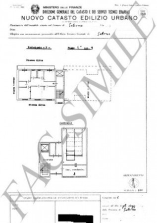 Villa in vendita a Vetralla, Con giardino, 2416 mq - Foto 3