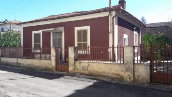 Villa in vendita a Vetralla, Con giardino, 70 mq
