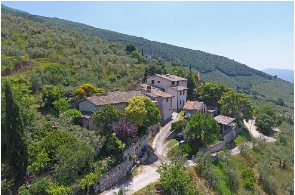 Rustico/Casale in vendita a Trevi, Pigge Di Trevi, Con giardino, 170 mq - Foto 5