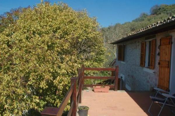Rustico/Casale in vendita a Trevi, Pigge Di Trevi, Con giardino, 170 mq - Foto 20
