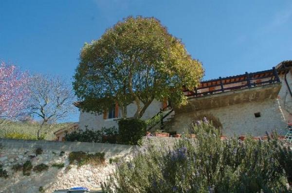 Rustico/Casale in vendita a Trevi, Pigge Di Trevi, Con giardino, 170 mq - Foto 24
