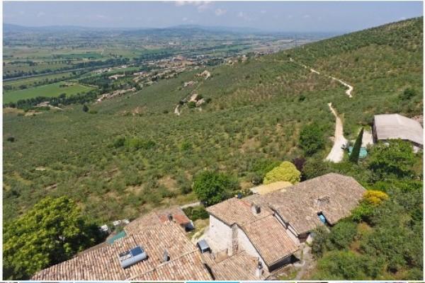 Rustico/Casale in vendita a Trevi, Pigge Di Trevi, Con giardino, 170 mq - Foto 4