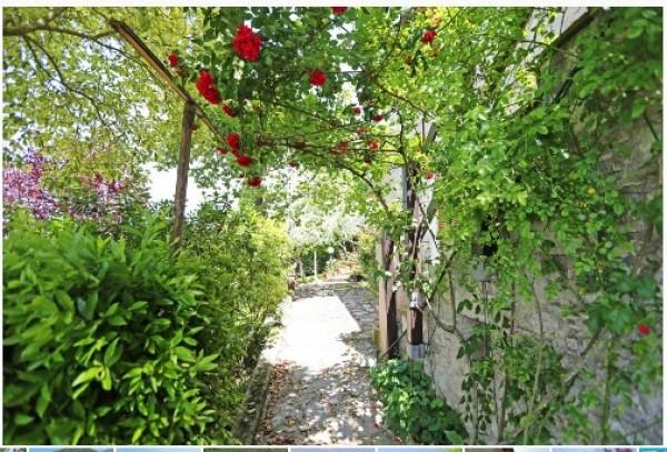 Rustico/Casale in vendita a Trevi, Pigge Di Trevi, Con giardino, 170 mq - Foto 13