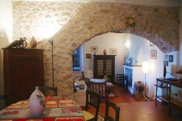 Rustico/Casale in vendita a Trevi, Pigge Di Trevi, Con giardino, 170 mq - Foto 16