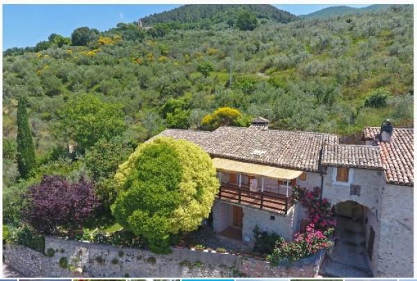 Rustico/Casale in vendita a Trevi, Pigge Di Trevi, Con giardino, 170 mq - Foto 8