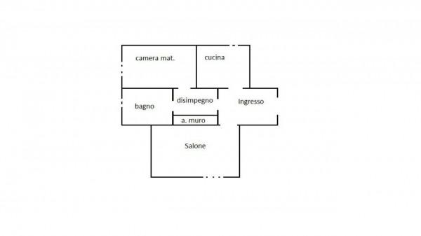 Appartamento in vendita a Roma, Statuario - Appia Nuova, Con giardino, 65 mq - Foto 17