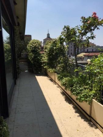 Appartamento in vendita a Milano, Quadrilatero, Con giardino, 600 mq - Foto 3