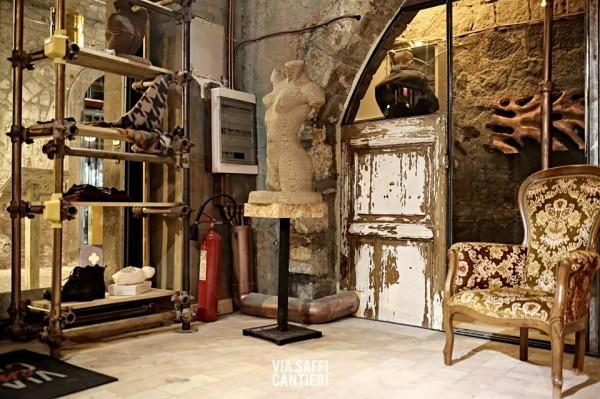 Locale Commerciale  in affitto a Viterbo, Centro Storico, 250 mq - Foto 2