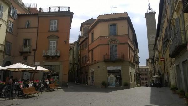 Locale Commerciale  in affitto a Viterbo, Centro Storico, Con giardino, 220 mq