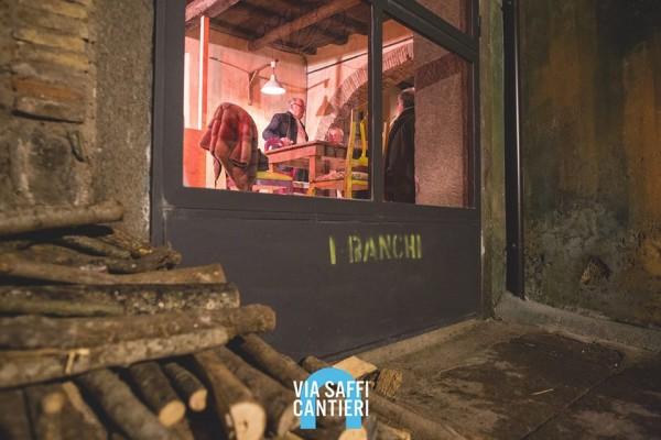 Locale Commerciale  in affitto a Viterbo, Centro Storico, Con giardino, 220 mq - Foto 2