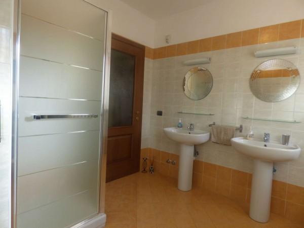 Villa in vendita a Cambiano, Con giardino, 160 mq - Foto 24