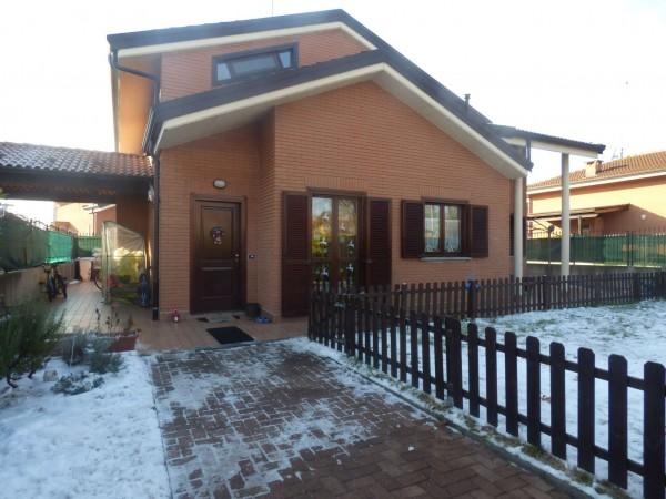 Villa in vendita a Cambiano, Con giardino, 160 mq - Foto 30