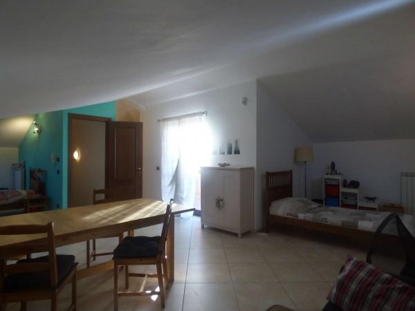 Villa in vendita a Cambiano, Con giardino, 160 mq - Foto 12