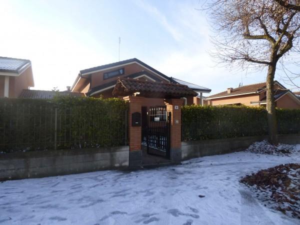 Villa in vendita a Cambiano, Con giardino, 160 mq - Foto 31
