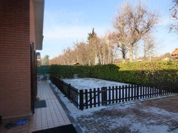 Villa in vendita a Cambiano, Con giardino, 160 mq - Foto 35