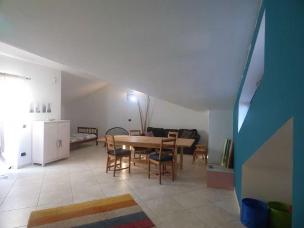 Villa in vendita a Cambiano, Con giardino, 160 mq - Foto 14