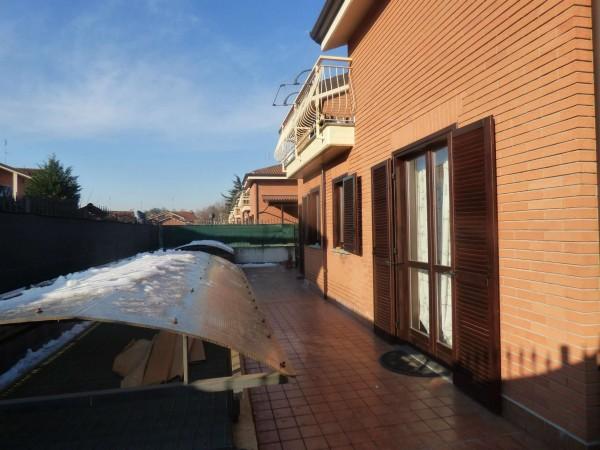 Villa in vendita a Cambiano, Con giardino, 160 mq - Foto 37