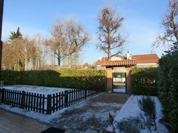 Villa in vendita a Cambiano, Con giardino, 160 mq - Foto 34
