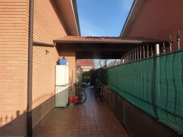 Villa in vendita a Cambiano, Con giardino, 160 mq - Foto 36