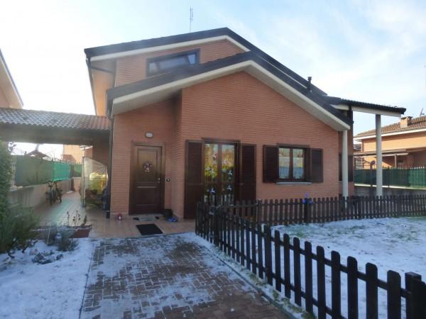 Villa in vendita a Cambiano, Con giardino, 160 mq - Foto 38