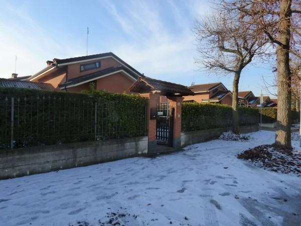 Villa in vendita a Cambiano, Con giardino, 160 mq - Foto 32