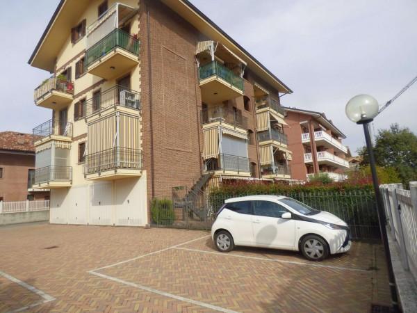 Appartamento in vendita a Mappano, Scuole, Arredato, con giardino, 65 mq