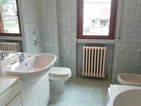 Appartamento in vendita a Verano Brianza, Centro, Con giardino, 125 mq - Foto 12