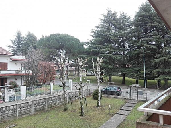 Appartamento in vendita a Verano Brianza, Centro, Con giardino, 125 mq - Foto 23