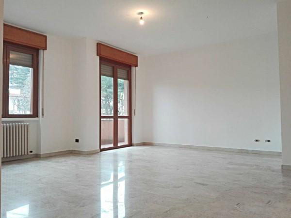 Appartamento in vendita a Verano Brianza, Centro, Con giardino, 125 mq - Foto 10