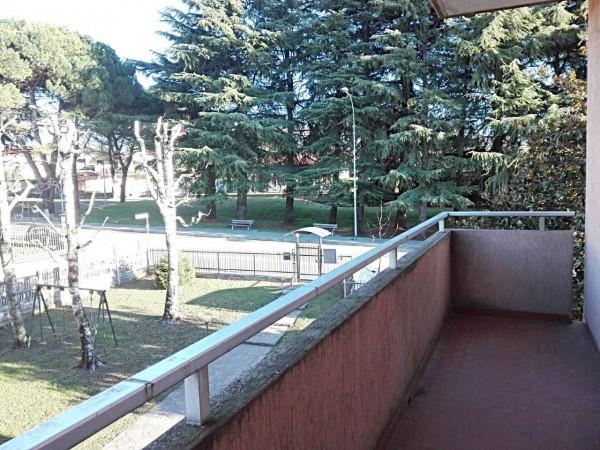 Appartamento in vendita a Verano Brianza, Centro, Con giardino, 125 mq - Foto 5