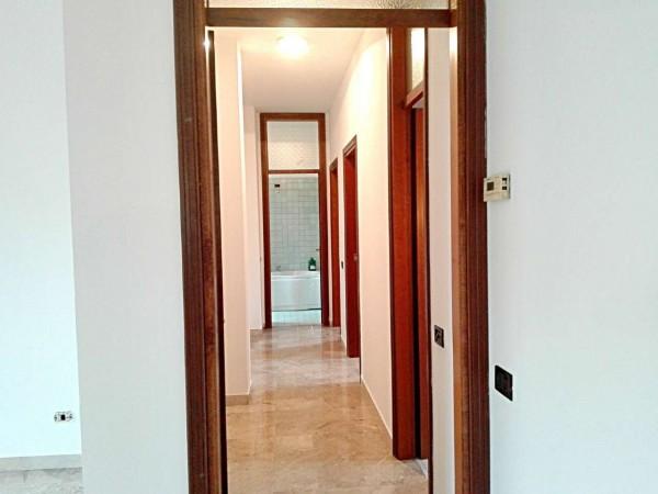 Appartamento in vendita a Verano Brianza, Centro, Con giardino, 125 mq - Foto 19