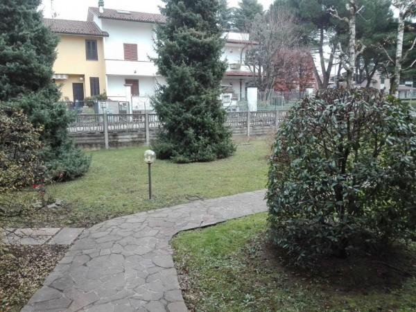 Appartamento in vendita a Verano Brianza, Centro, Con giardino, 125 mq - Foto 7